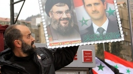 Assad says Hezbollah 'a model for Syria' | Syria Will be Free | Scoop.it