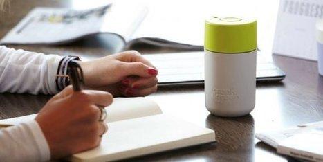 Une tasse connectée pour payer son café | Confiance Client, l'hebdo itinéraire bis ! | Scoop.it