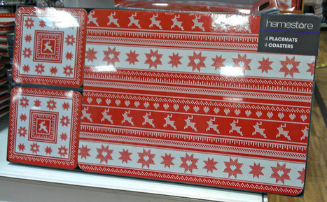 Caught My Eye: Christmas Decorating and Home Bargains on the ... | Christmas | Scoop.it