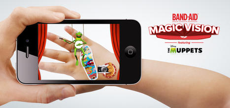 BAND-AID Magic Vision | Creative Sandbox by Google | Kinderen en interactieve media | Scoop.it