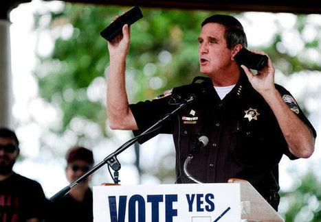 Sheriffs Refuse to Enforce Laws on Gun Control | Stop Gun Violence! | Scoop.it