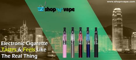 The Best Place To Buy E Cig Liquid Online | shopnvape | Scoop.it