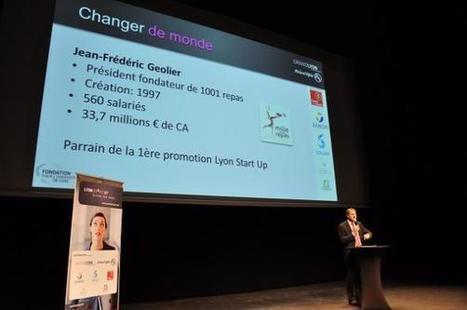 Lyon Start Up fait sa rentrée | Technic-project | Scoop.it