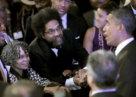 """How Cornel West hurts Bernie Sanders"" 