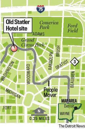 Investors bid to add boutique hotel near new Wings arena | Detroit Rebuilding | Scoop.it