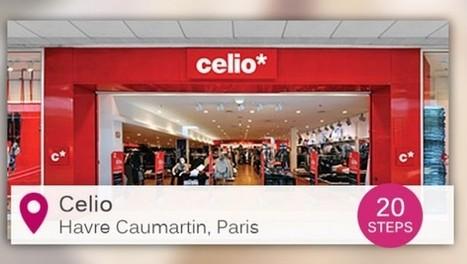 Célio se lance dans l'hyper fidélisation in store | BTS MUC | Scoop.it