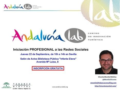 Iniciación Profesional en Redes Sociales - Andalucia Lab | Pedalogica: educación y TIC | Scoop.it