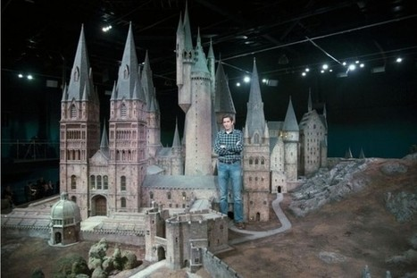 Iconic movie sets that were miniature models [11 pictures] | Visual & digital texts | Scoop.it