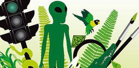Le vert, aux origines d'une couleur rebelle | RSE News | Scoop.it