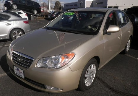 Used 2007 Hyundai Elantra GLS | Toyota Models | Scoop.it