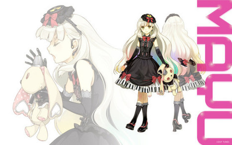 Publicados demos de voz para Mayu la nueva Vocaloid yandere ... | Dragon ball | Scoop.it