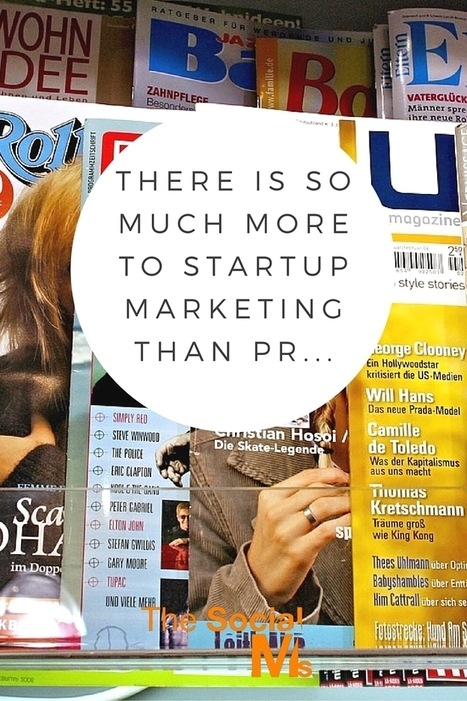 The Story of PR, not PR and Something Between - The Social... | Digital Marketing Strategy | Scoop.it