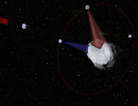 Short Sharp Science: Water central to detailed asteroid mining mission plan | FutureChronicles | Scoop.it