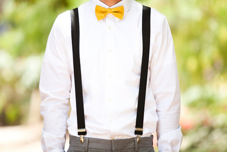 Top 3 wedding attire trends for men! Let's Hear It For The Boys! | Rent Me A Farm | Scoop.it