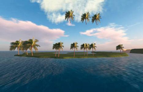 Second Life, de l'illusion de liberté à l'aliénation : Robert Hammerstiel | e-PAISATGE  e-LANDSCAPE  e-PAISAJE | Scoop.it