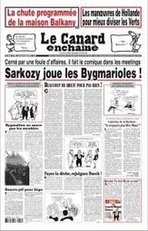 Le Canard enchaîné | N° 4902 | 8 octobre 2014 | Revue des unes et des sommaires des abonnements du CDI | Scoop.it