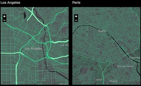 Prepare to Waste Your Day With This Fascinating City Comparison Tool | Chris' Regional Geography | Scoop.it