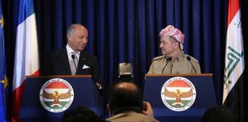 """Laurent Fabius : """"Nous pouvons compter sur les peshmergas dans la lutte contre les jihadistes""""   Le Kurdistan après le génocide   Scoop.it"""