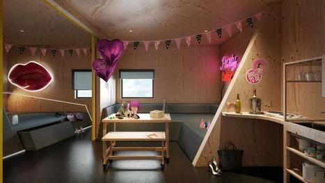 Un nouveau concept d'auberges de jeunesse signé AccorHotels | Immobilier | Scoop.it