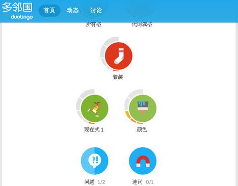 Duolingo多鄰國 | 網路學習 | Scoop.it