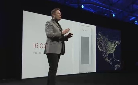 Tesla CEO: $35K Model 3 Pre-Orders/Debut In March, Model X Deliveries Sept 29th   Transport terrestre- ground transportation   Scoop.it