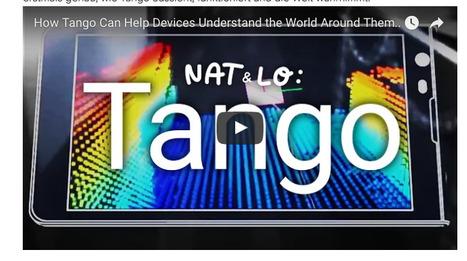 Video: So funktioniert Project Tango - Engadget Deutschland | weekly innovations | Scoop.it