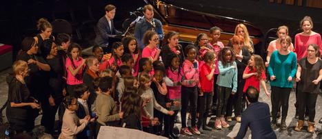 Les Concerts de Poche, la musique classique pour tous ! | Politique de la ville | Scoop.it