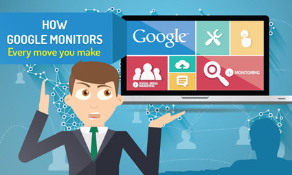 How Google Monitors Every Move You Make | Digital Transformation of Businesses | Scoop.it