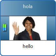 Wordplay - Spanish Vocabulary Game | School tools | Scoop.it