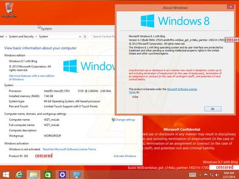 Microsoft envisage-t-il un Windows 8.1 gratuit ? - Numerama | Ofadis : Formez vous autrement | Scoop.it