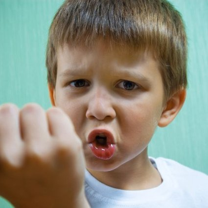 Prévenir les comportements agressifs chez l'enfant | La parentalité | Scoop.it