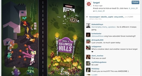 3 Brands, 3 Social Media Strategies for #Halloween #marketing | MarketingHits | Scoop.it