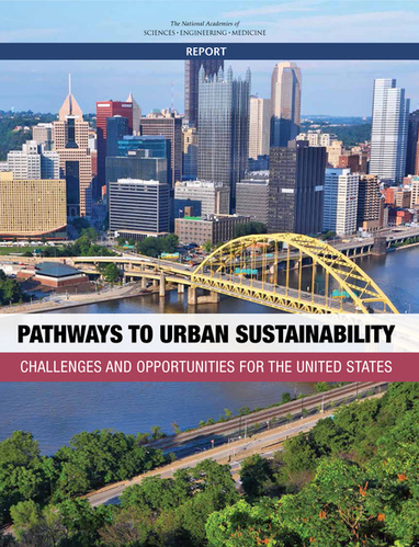 Pathways to Urban Sustainability: Challenges and Opportunities for the United States | digital divide information | Scoop.it