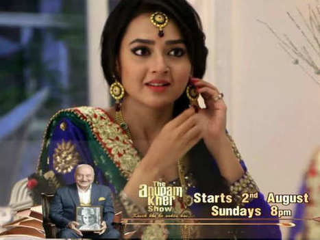 Confirmed! Swaragini's Ragini Aka Tejaswi Prakash Wayangankar To Quit The Show! - Filmibeat | Celebrity Entertainment News | Scoop.it