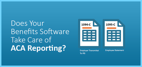 Questions To Ask When Selecting An ACA Reporting Benefits Solution!   Employee Benefits Administration   Scoop.it