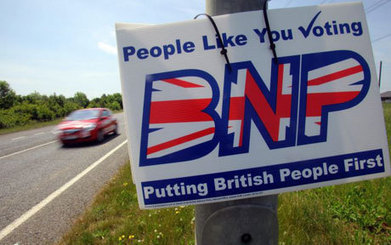 The BNP is having another facelift. But its new poster boy Jack Buckby is just ... - Telegraph.co.uk (blog) | The Indigenous Uprising of the British Isles | Scoop.it