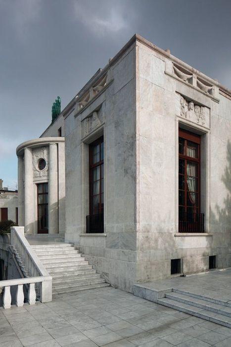 Les trésors Art déco de Belgrade - Libération   Verre et travail du verre   Scoop.it