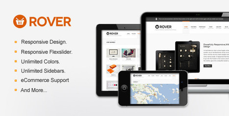 Rover v1.5 Business & eCommerce WordPress Theme Download | PremiumTemplatesDownload | PremiumTemplatesDownload | Scoop.it