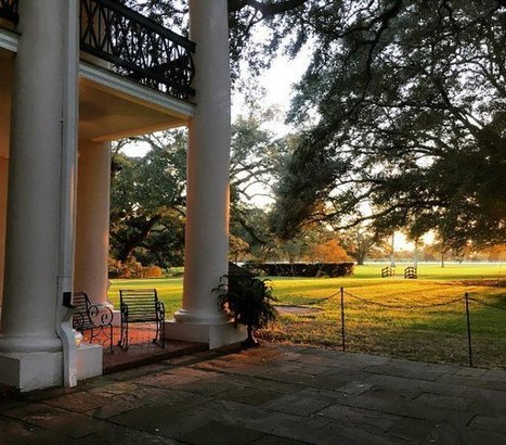 Tweet from @Oak_Alley | Oak Alley Plantation: Things to see! | Scoop.it