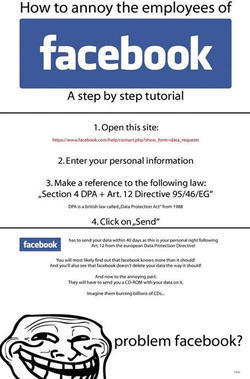 Facebook : demander à recevoir tout son historique de compte sur un CD, c'est possible ! | Time to Learn | Scoop.it