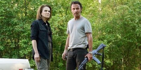 First Time Again : Walking Dead Season 6 Premiere Review   The Walking Dead Season 6   Scoop.it