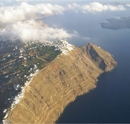 Santorini tree rings support the traditional dating of the volcanic eruption | #TreeNews | Scoop.it
