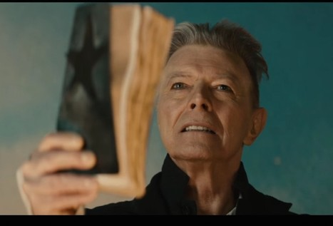 David Bowie's Last Bows To His Past | B-B-B-Bowie | Scoop.it