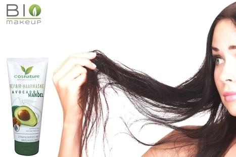 Review maschera capelli secchi bio TOP! | Biomakeup: cosmesi eco bio e classica! | Scoop.it