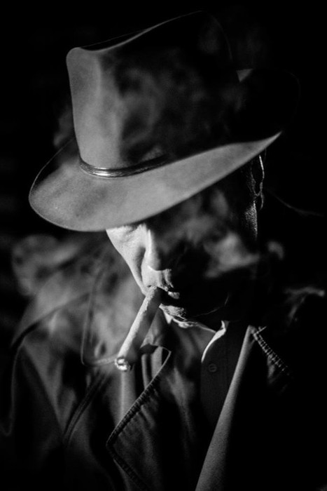 Tutorial de iluminación Film Noir Chiaroscuro & Rembrandt con Virtual Lighting Studio   FOTOGRAFIA Y VIDEO HDSLR PHOTOGRAPHY & VIDEO   Scoop.it