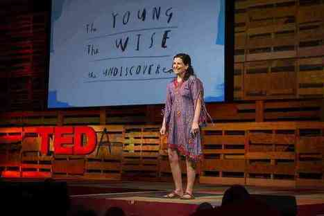 20 Courageous Women of TED -- a playlist curated by Nassim Assefi | TED linking ideas and changemakers | Scoop.it