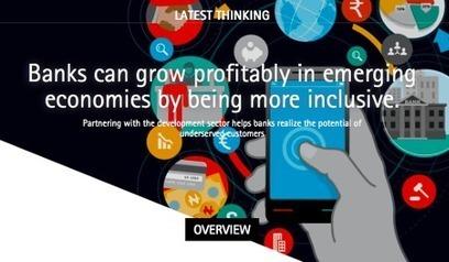 C'est pas mon idée !: Les opportunités de l'inclusion financière | ISR, DD et Responsabilité Sociétale des Entreprises | Scoop.it