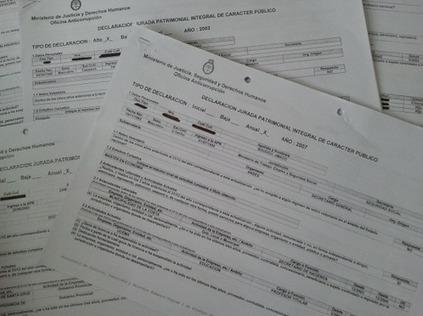 Usan periodismo de datos para informar sobre patrimonio de funcionarios públicos en Argentina | Periodismo de Datos | Scoop.it