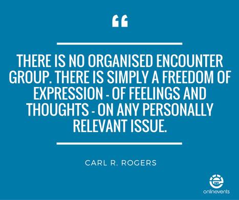 Encounter Groups - Carl Rogers | Mental Health | Scoop.it