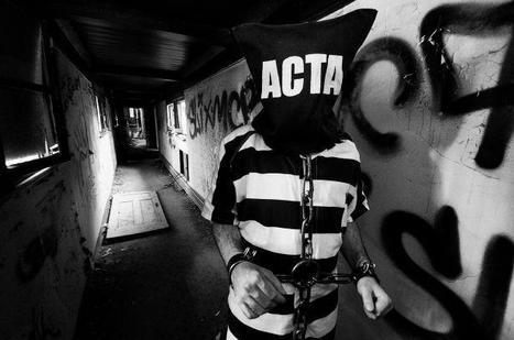 ACTA IS BAD!   Anonymous: Freedom seeker? or Hacker?   Scoop.it